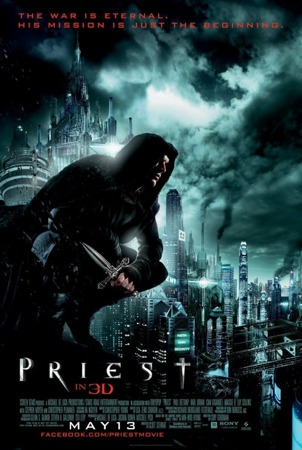 Priest – Review