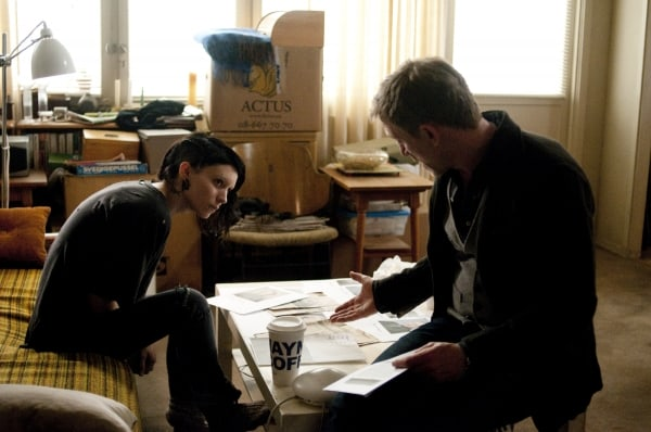 More Images to Fincher`s Girl With The Dragon Tattoo Remake