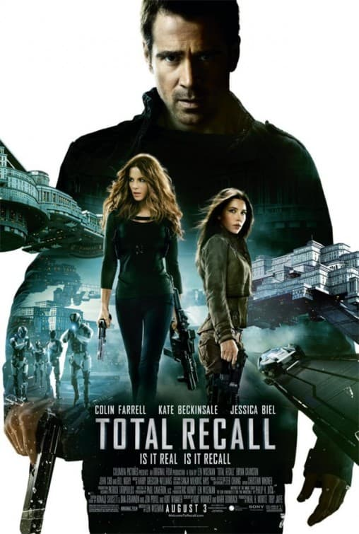 Total Recall (2012) – Review