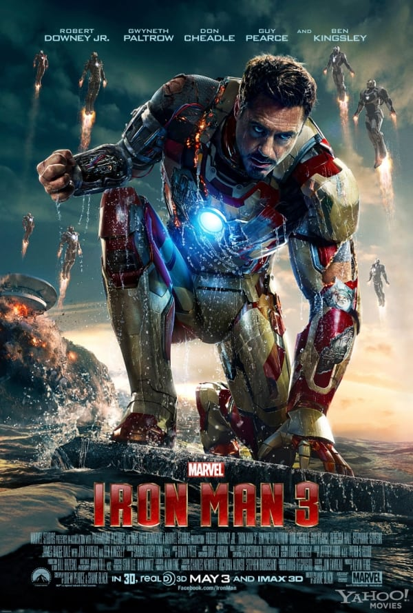 Iron Man 3 breaks box office records in Singapore!