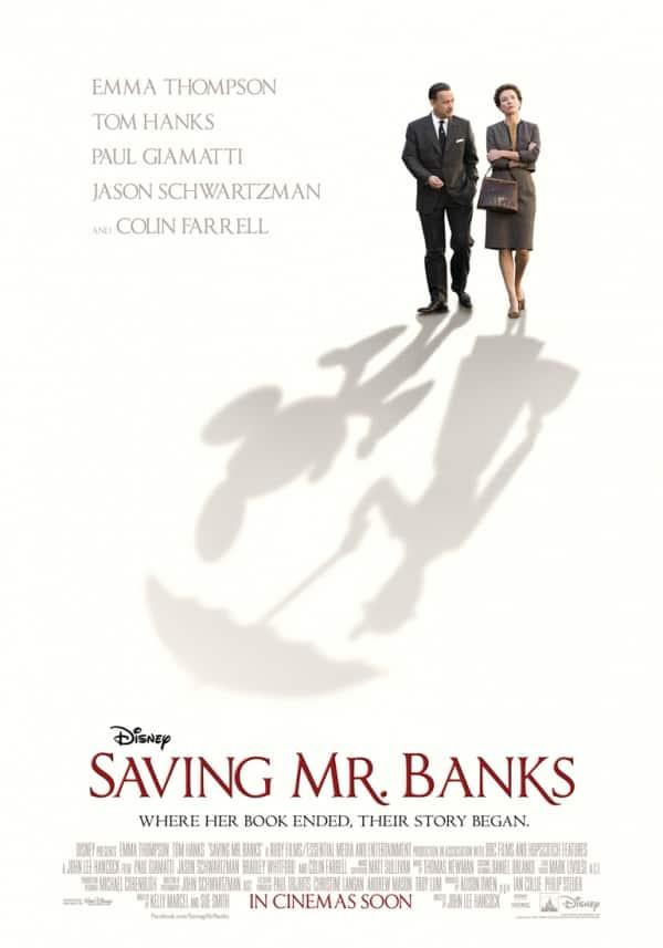 Saving Mr. Banks – Review