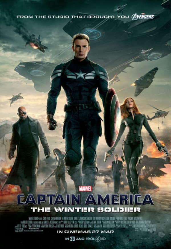 CAPTAIN AMERICA: THE WINTER SOLDIER – Review
