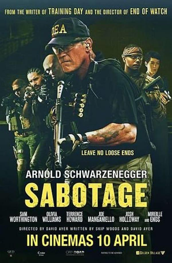 SABOTAGE – Review