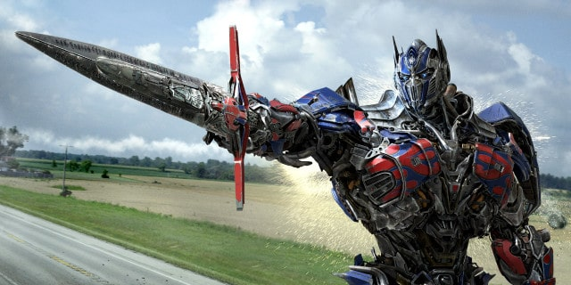 TRANSFORMERS: AGE OF EXTINCTION – New Trailer