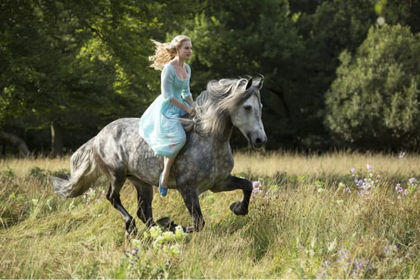 Disney's Cinderella – 1st Poster and Trailer