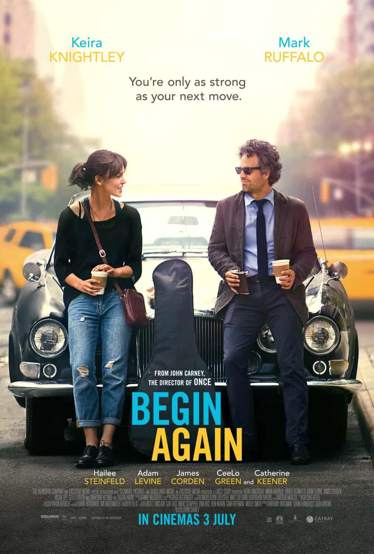 BEGIN AGAIN – Review