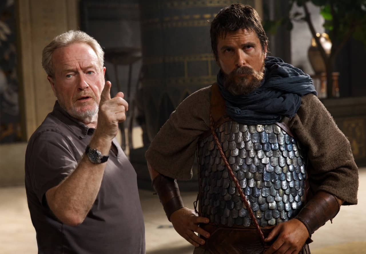 EXODUS: GODS AND KINGS – New Posters & Trailer