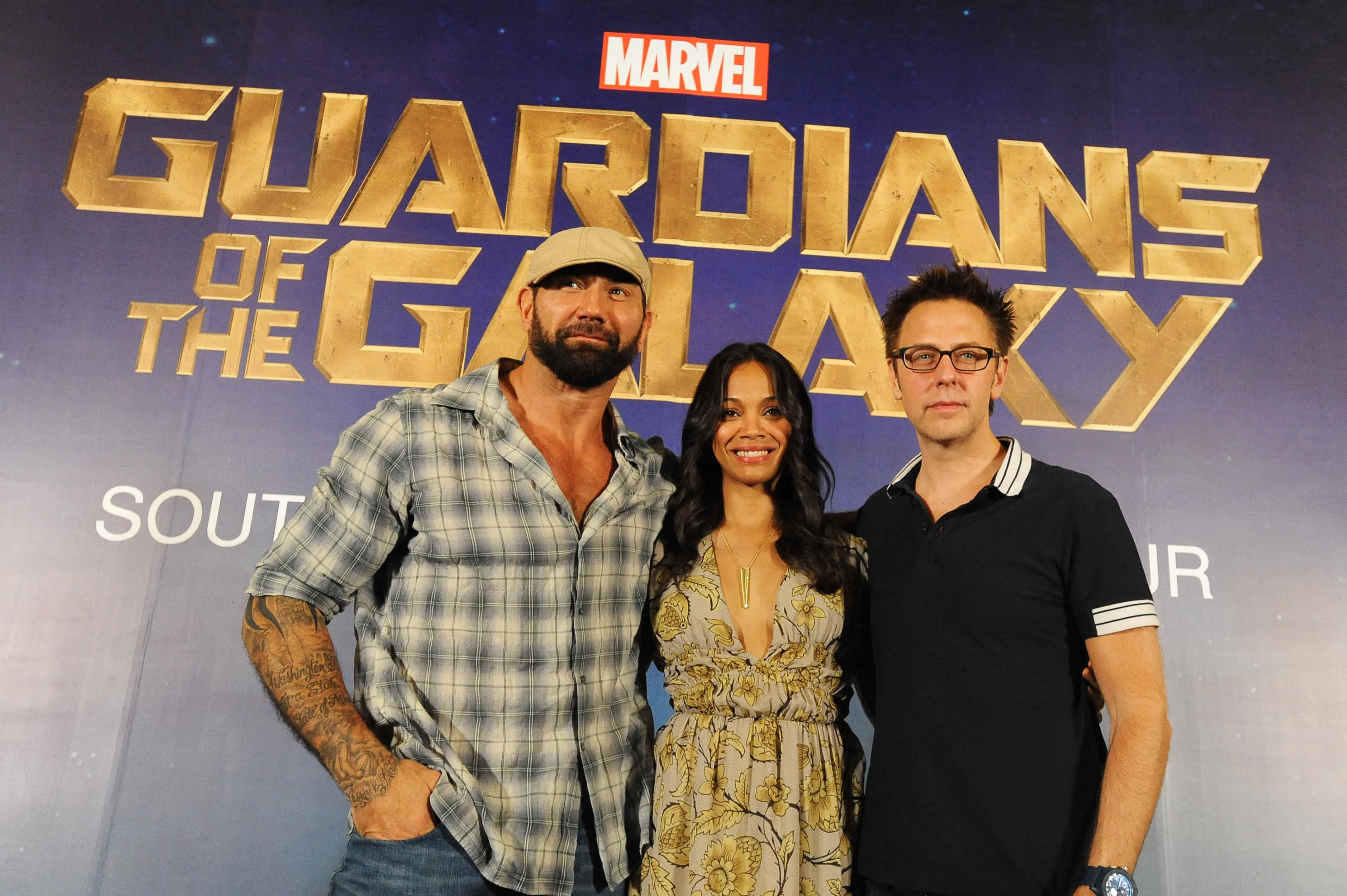 On Guard! 'Guardians Of The Galaxy' In Singapore