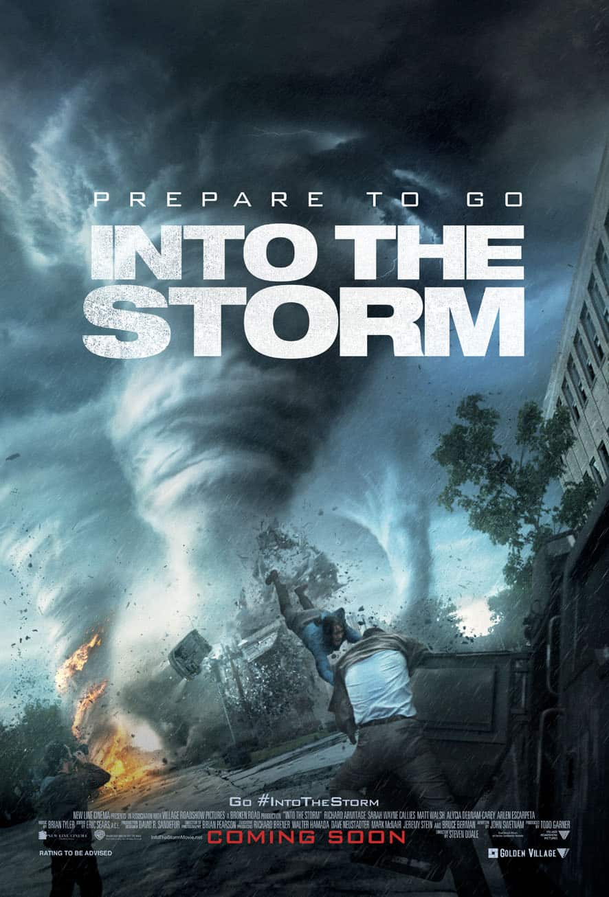 INTO THE STORM – Contest