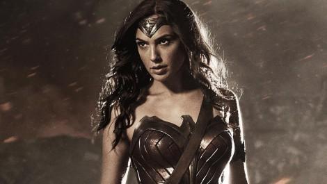 1st look of Gal Gadot as Wonder Woman!