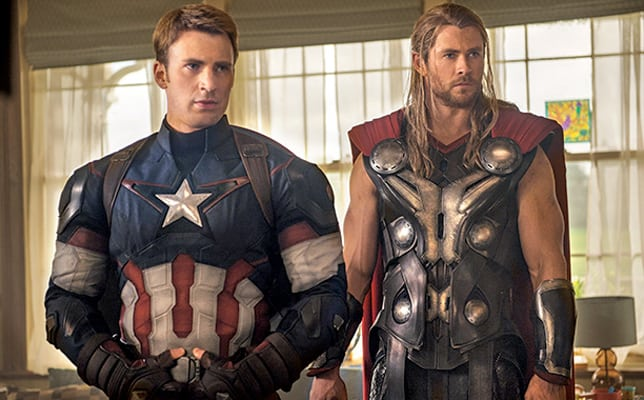 'Avengers: Age Of Ultron' – First Look