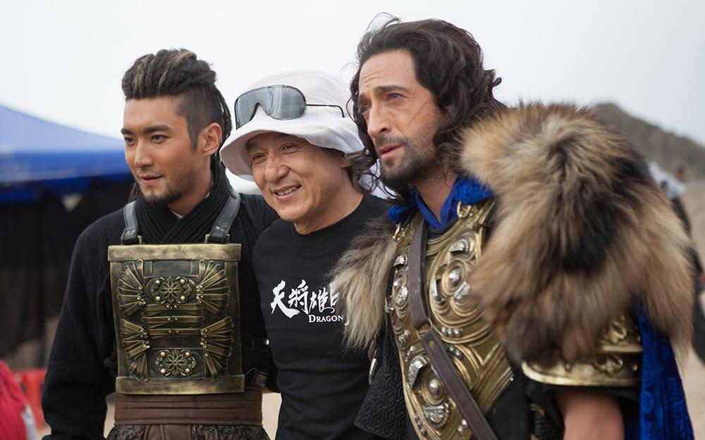1st Look: Choi Si-won as desert hero in 'Dragon Blade'