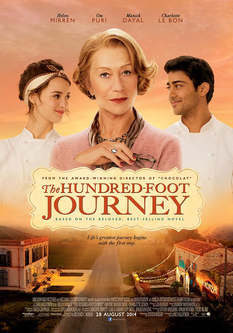 The Hundred-Foot Journey – Review