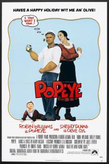 1980 Popeye