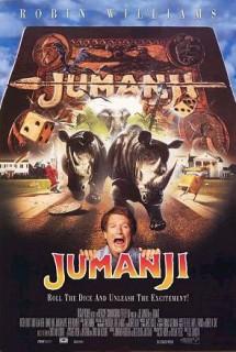 1995 Jumanji_poster
