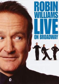 2002 robin williams live on broadway
