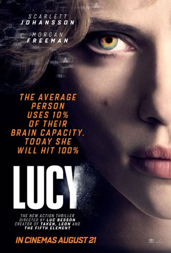 LUCY – Review