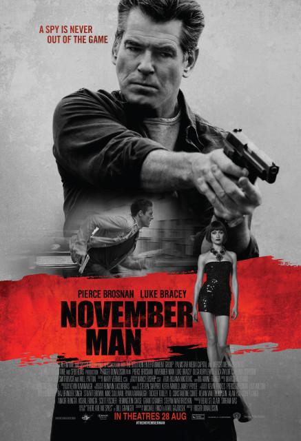 November Man-A4 Poster copy copy