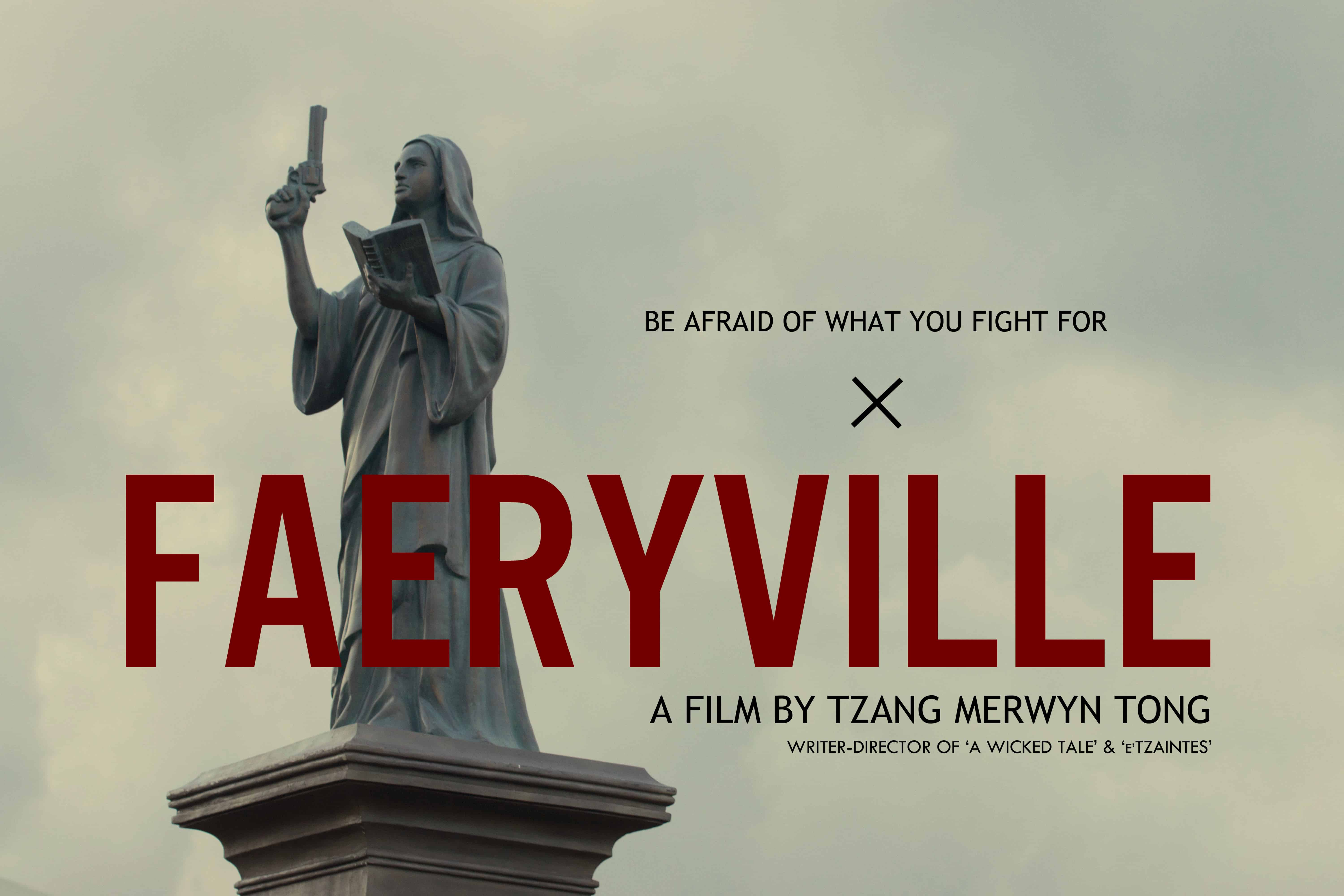 F*** and Singaporean film-maker's 'Faeryville' headed for Hollywood