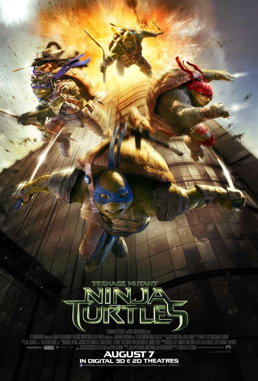 TEENAGE MUTANT NINJA TURTLES – Review