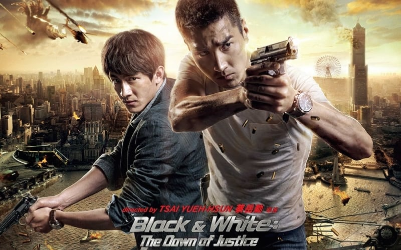Mark Chao to promote 'Black And White: The Dawn Of Justice' in Singapore on 1st Oct