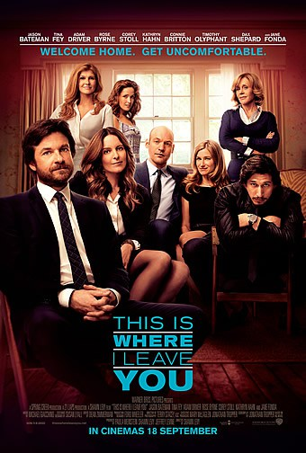 This Is Where I Leave You – Review
