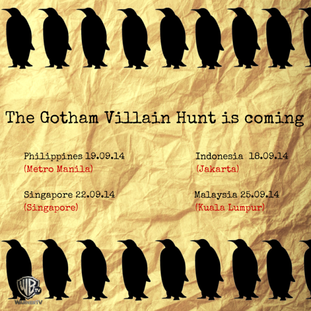 The Gotham Villain Hunt