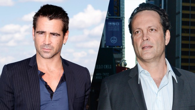 Colin Farrell and Vince Vaughn to star in season 2 of HBO's 'True Detective'