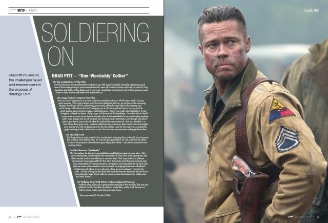 F#57 Brad Pitt