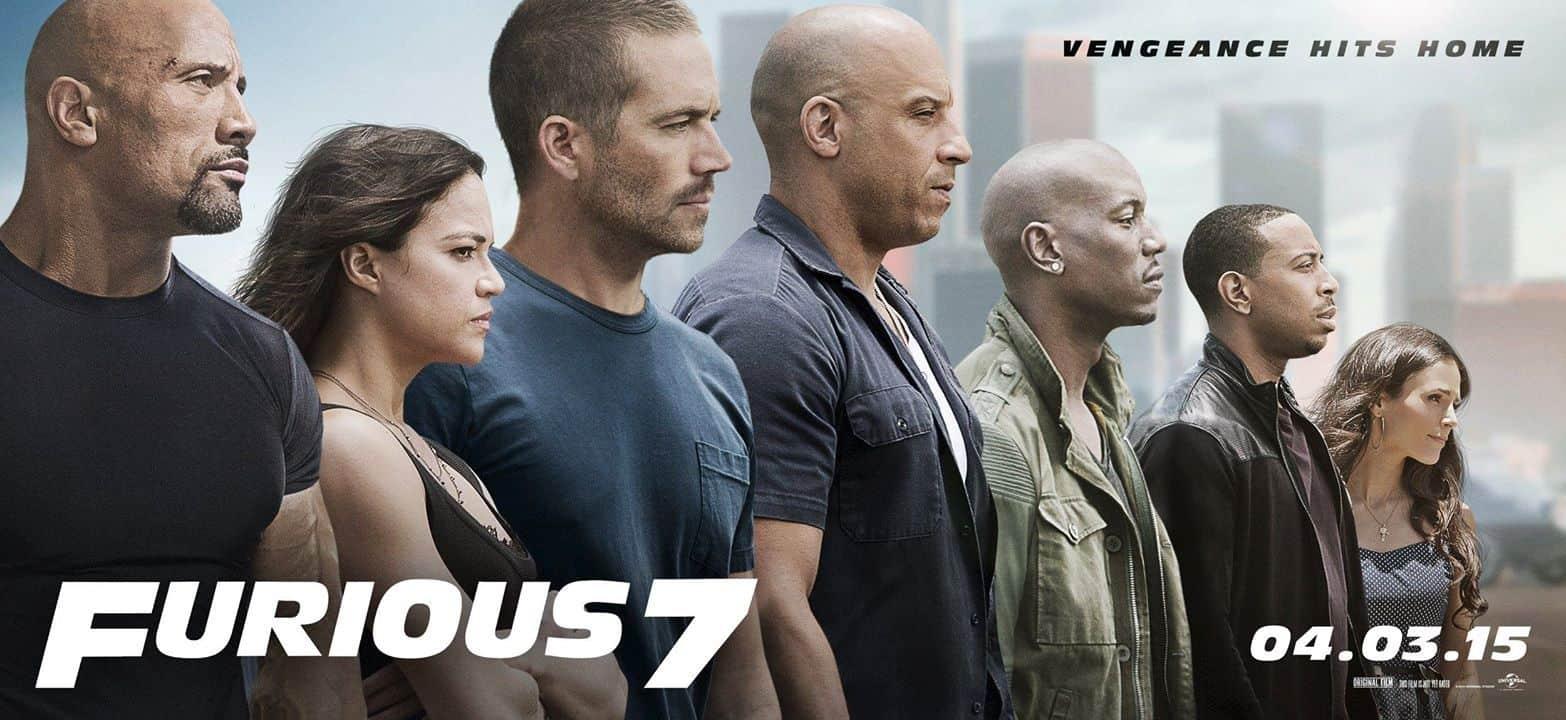 'Fast & Furious 7' : Recaps, videos, 7-sec clips & THE TRAILER