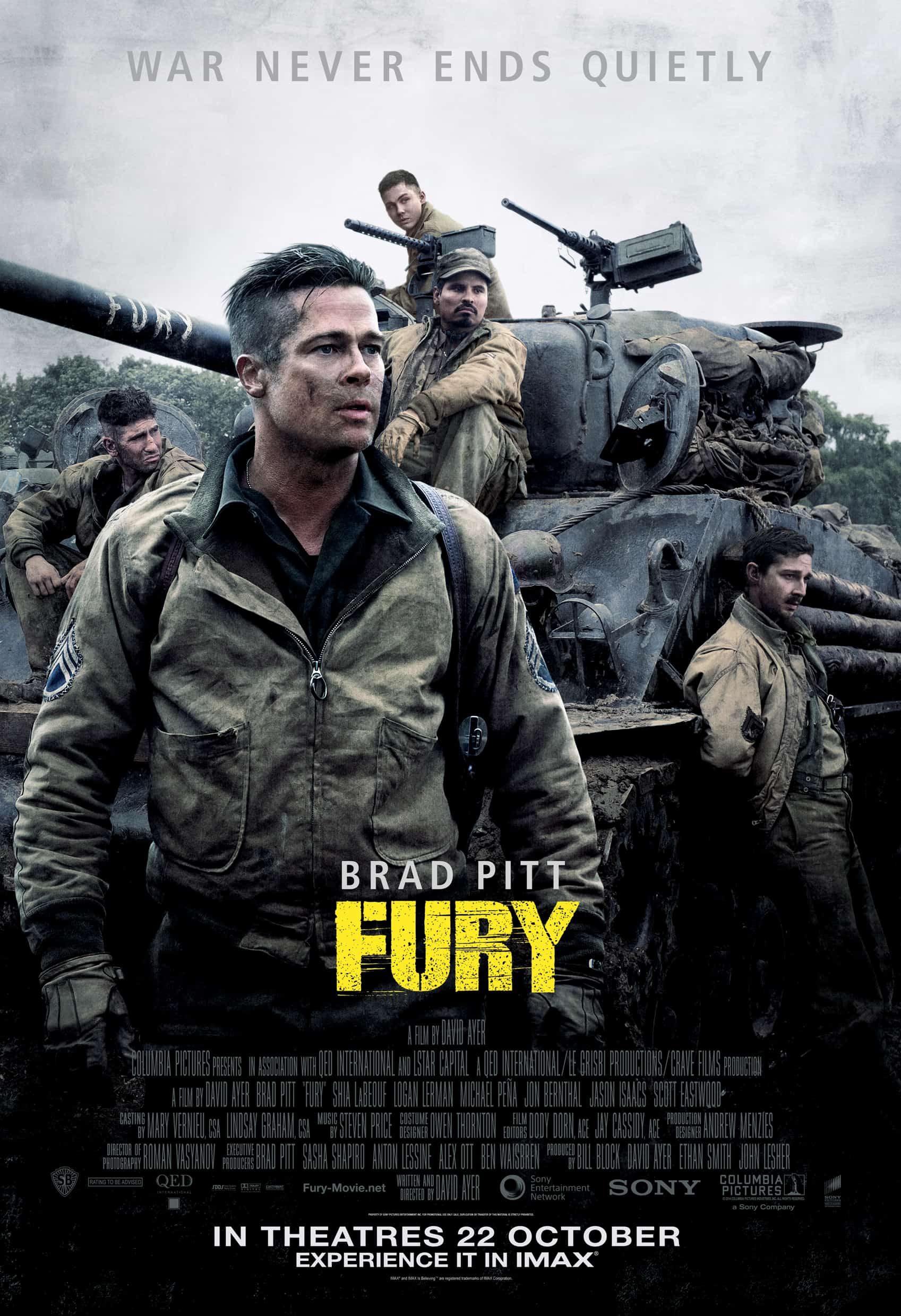 Fury – Review