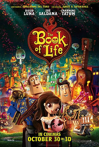 The Book Of Life – Review
