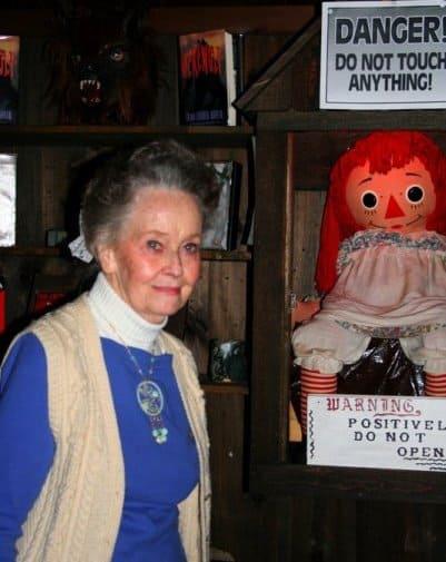 Warren and Annabelle