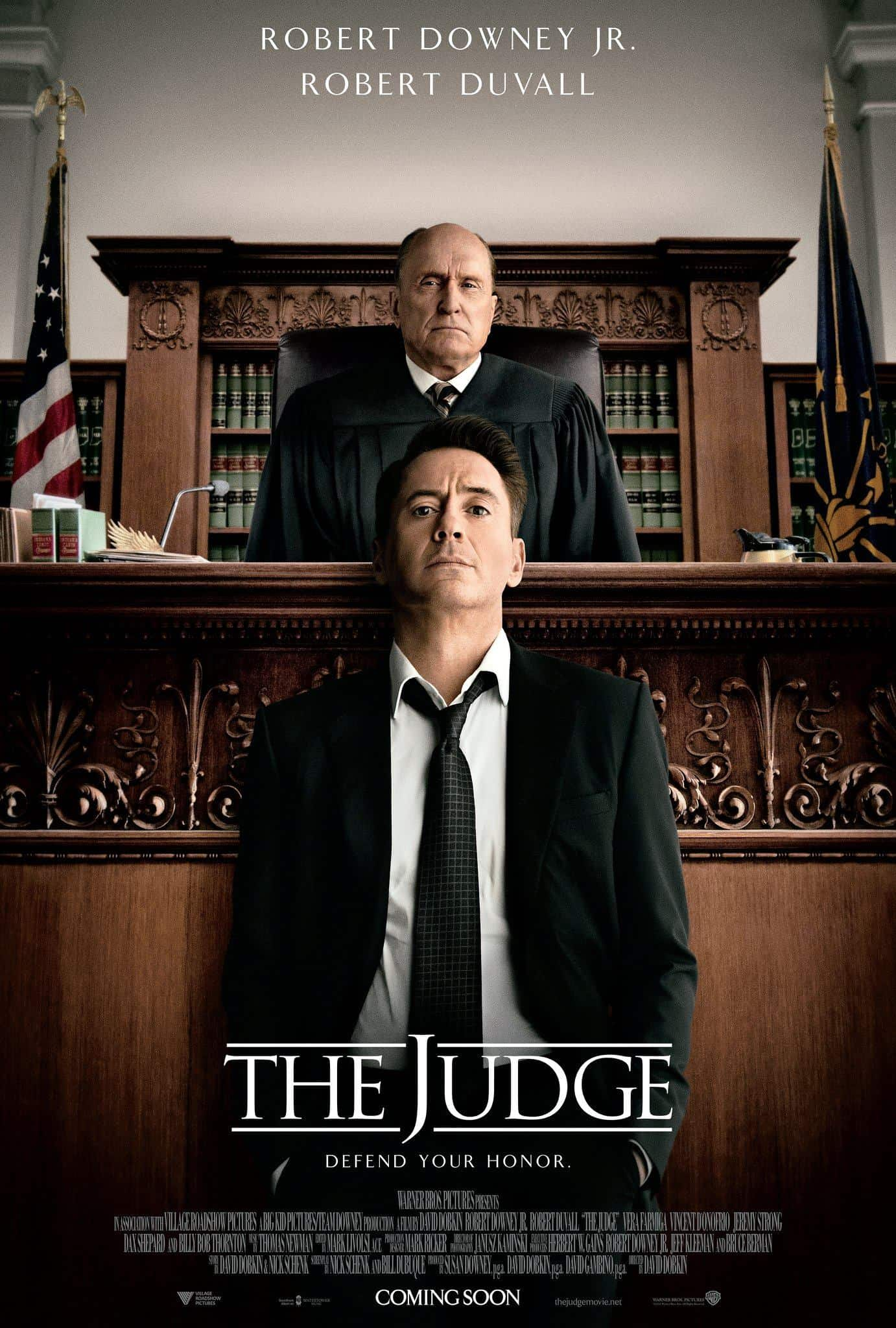 The Judge – Review