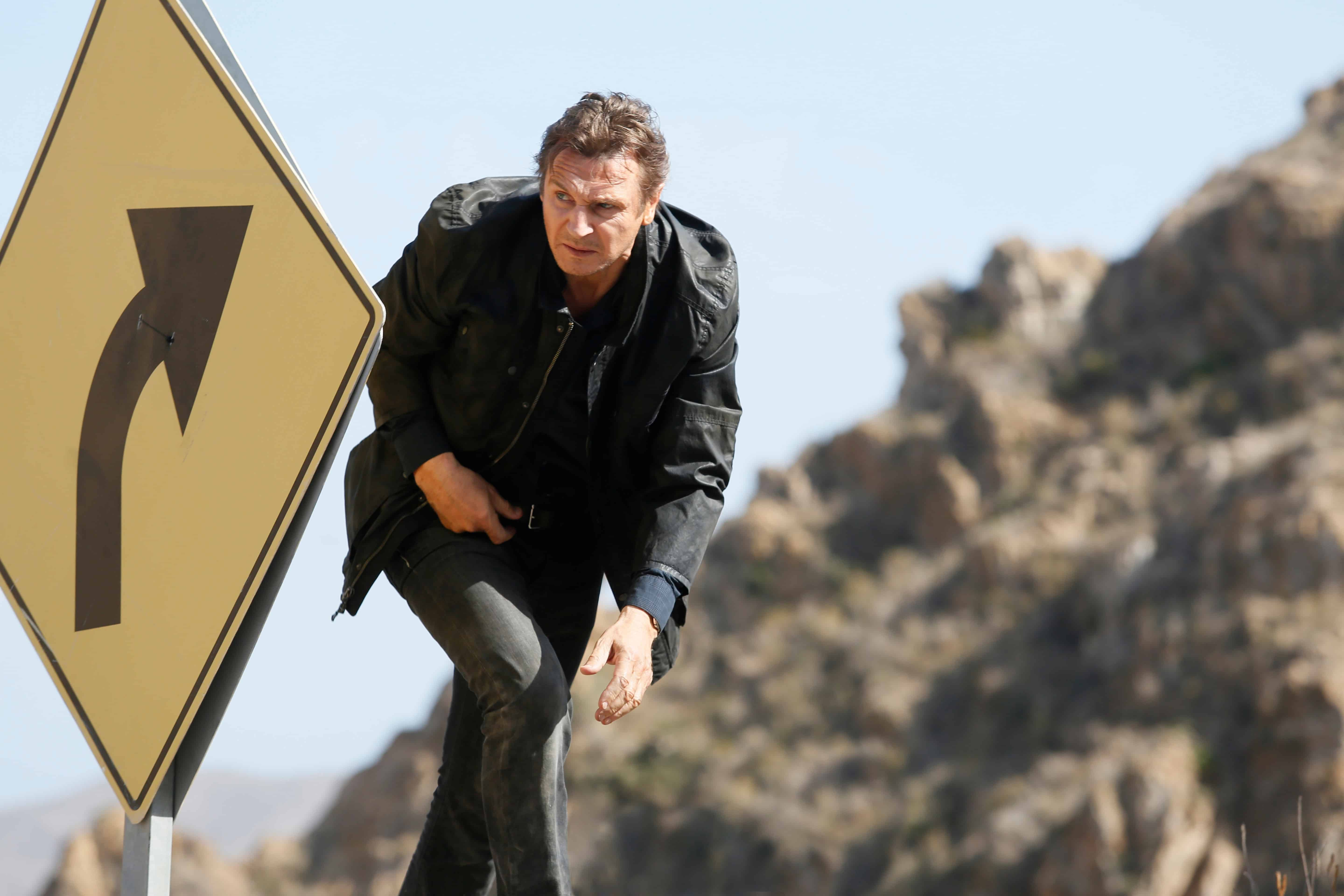 Liam Neeson back for more Liam Neeson-ing in new 'Taken 3' trailer