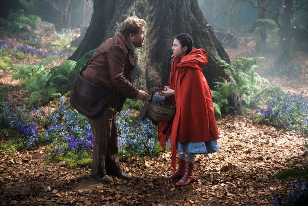 Into The Woods – New Trailer