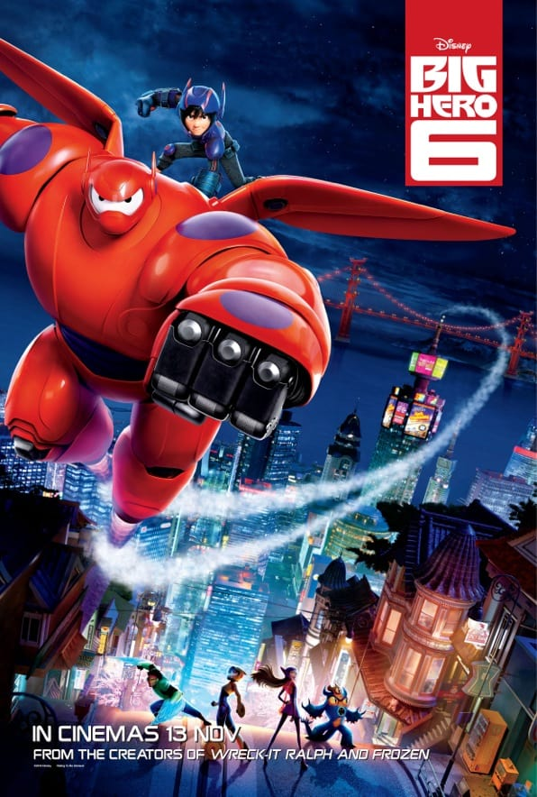 Big Hero 6 – Review 2