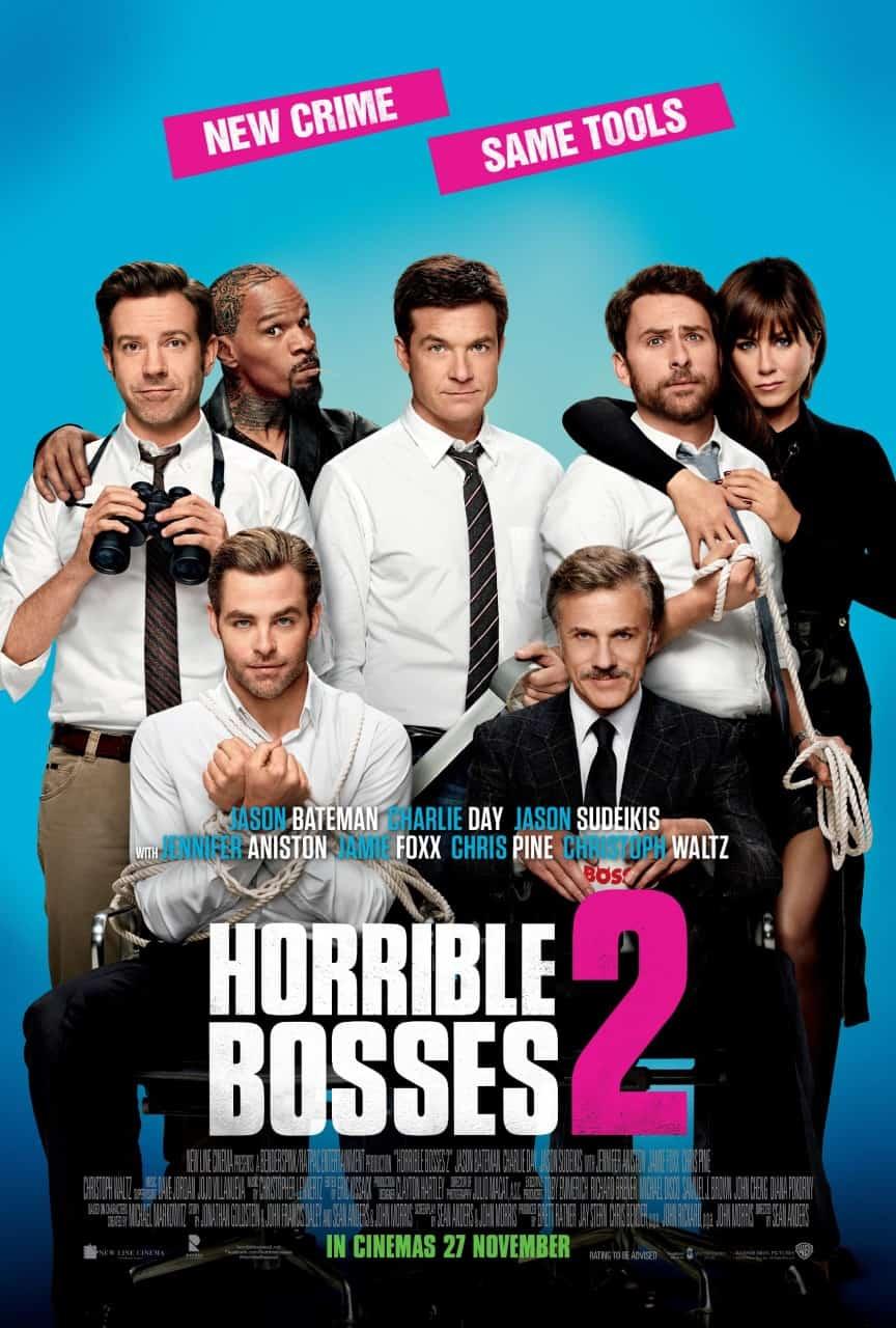 Horrible Bosses 2 – Review