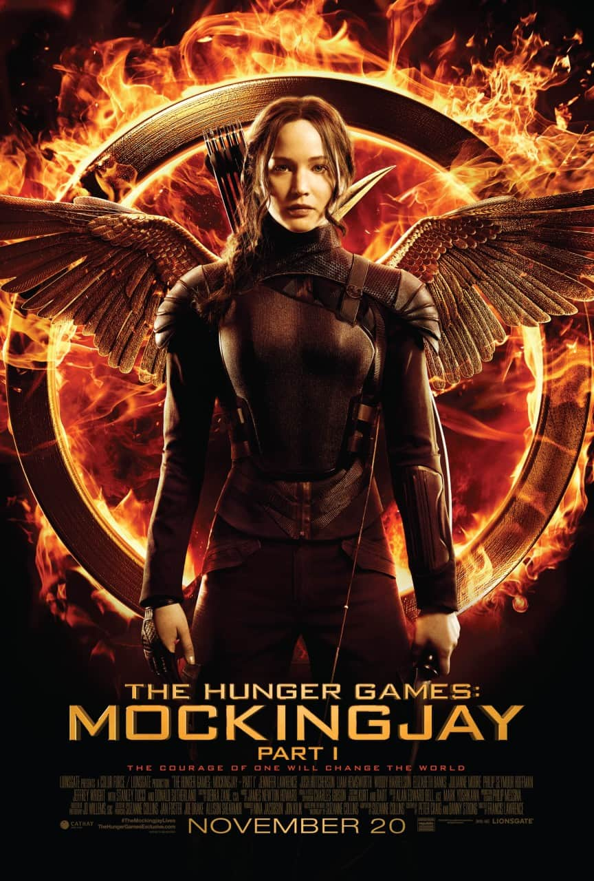 'The Hunger Games: Mockingjay – Part 1' – Review 1