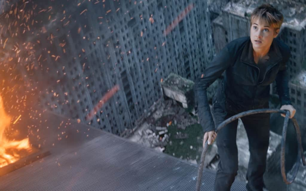 'The Divergent Series: Insurgent' – Trailer and posters