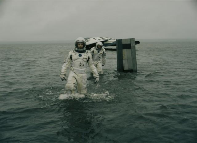 Interstellar-sea