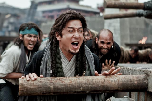 Jackie Chan, Dragon Blade