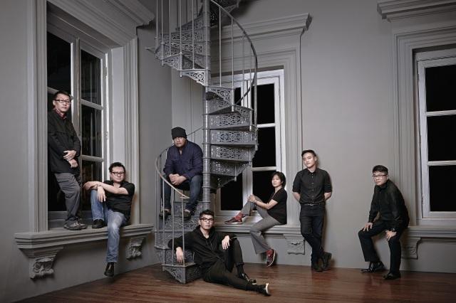 '7 Letters' directors: Kelvin Tong, Eric Khoo, K Rajagopal, Royston Tan, Tan Pin Pin, Boo Junfeng, Jack Neo