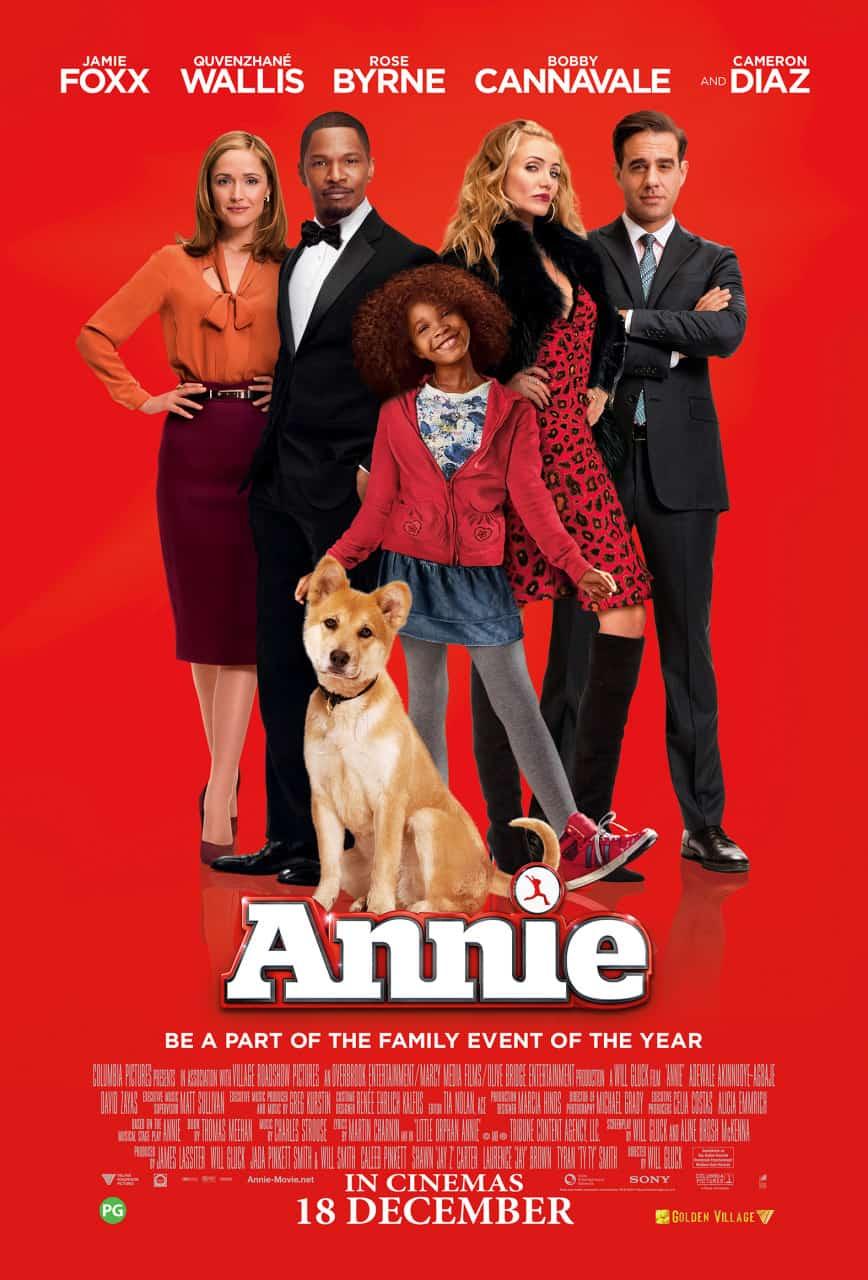 Annie (2014) – Review