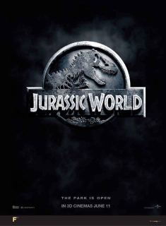 Jurassic World giant poster, F*** Magazine #59