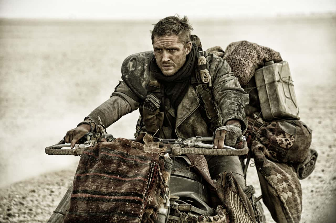 A new trailer for 'Mad Max: Fury Road' has hit the, er, road!