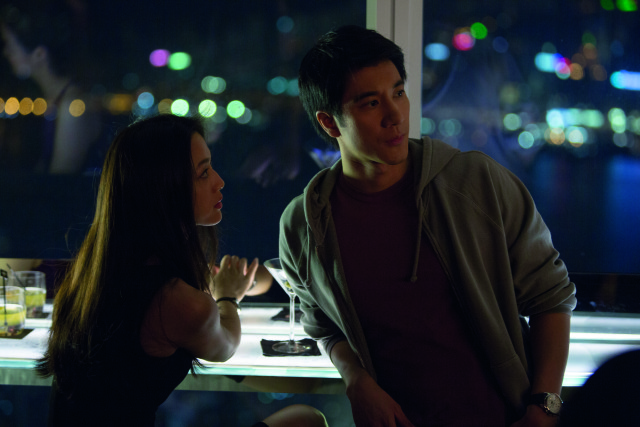 Blackhat - Wang Leehom and Tang Wei