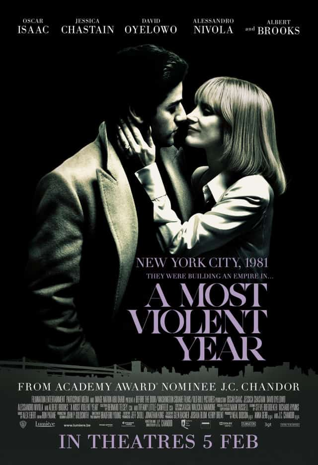 A MOST VIOLENT YEAR – Contest