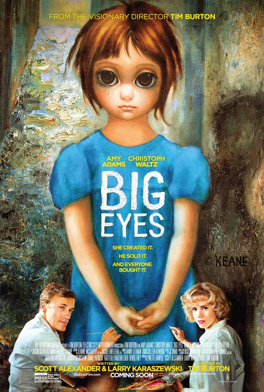 Big Eyes – Review