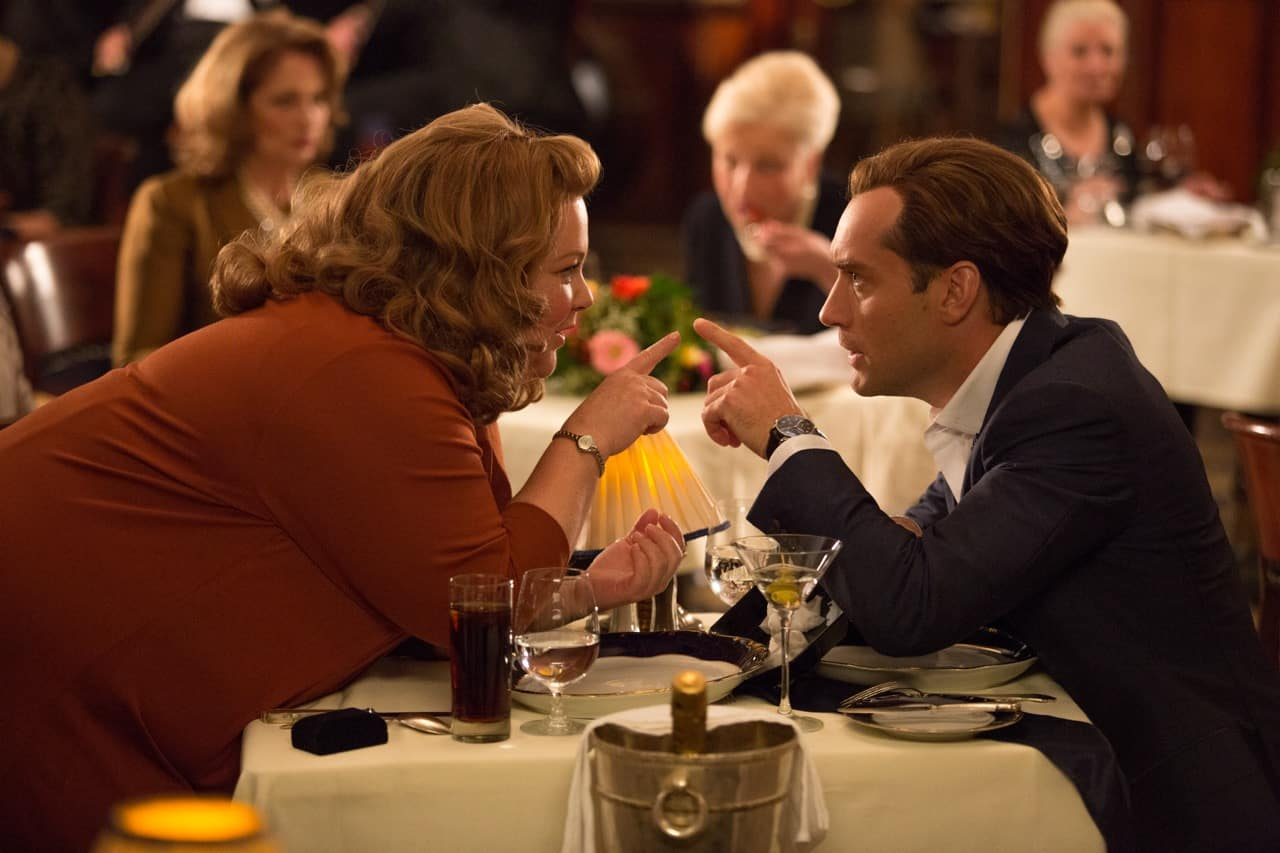 F-word galore in 1st trailer of 'Spy' starring Jude Law and Melissa McCarthy